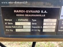 EVRARD - METEOR 3400